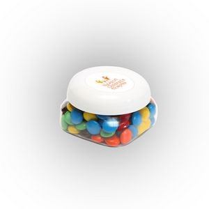 M&Ms® Plain in Sm Snack Canister