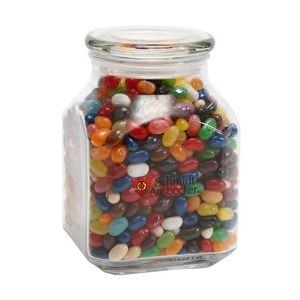 Jelly Belly® Candy in Lg Glass Jar