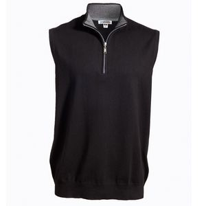 Edwards Unisex Quarter-Zip Vest