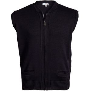 Edwards Unisex Heavyweight Acrylic Full Zip Vest