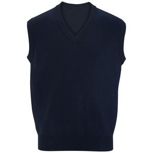Edwards Unisex Cotton Sweater Vest