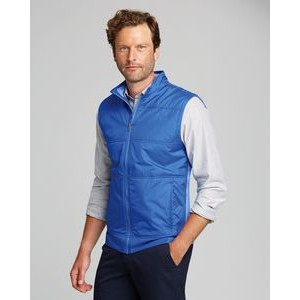 Cutter & Buck Men's Stealth Full Zip Vest